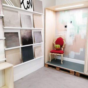 Showroom resina Moose Design